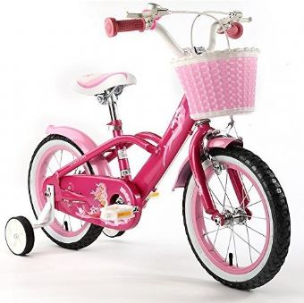 MERMAID STYLE GIRL BIKE 12